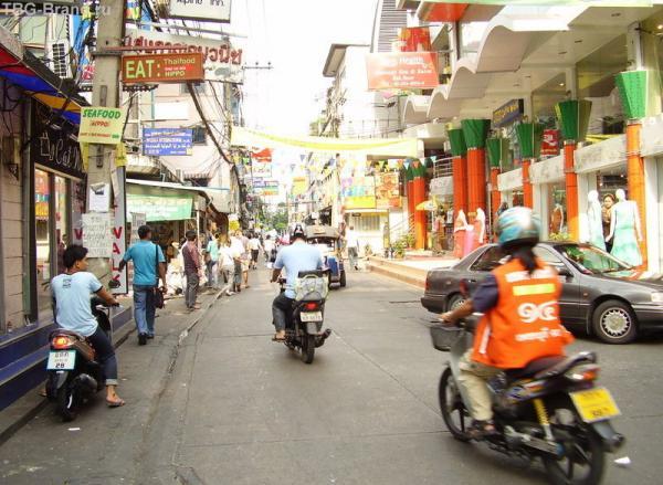 Улица в Бангкоке