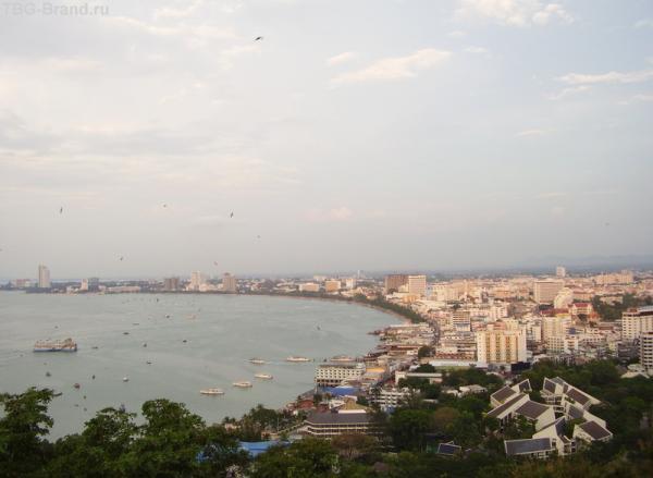 Сиамский залив в Паттайе