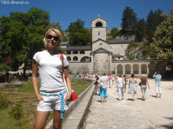 монастырь в Цетиньи