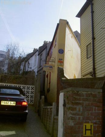 сырный домик на юге Англии