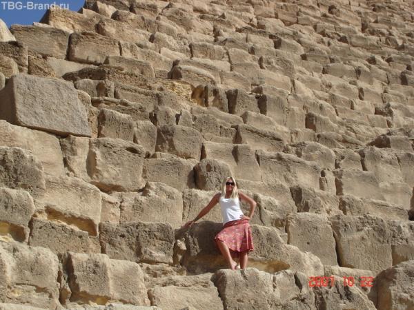 Я на пирамиде