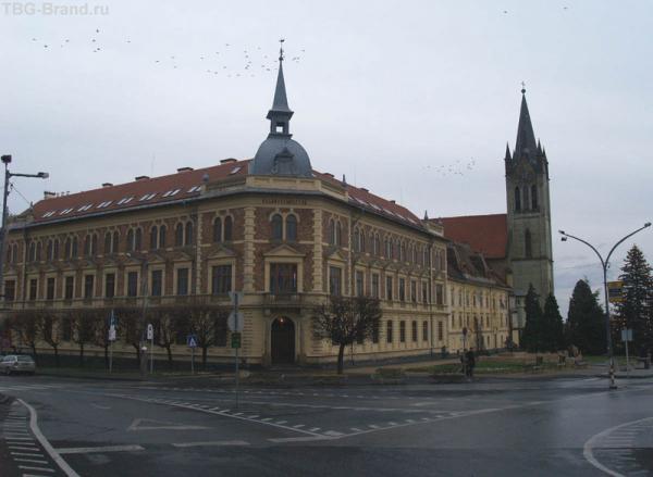 Центр города Кестхей