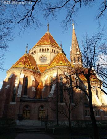 Церковь в Буде