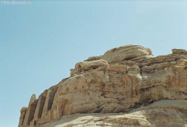 каменный конь