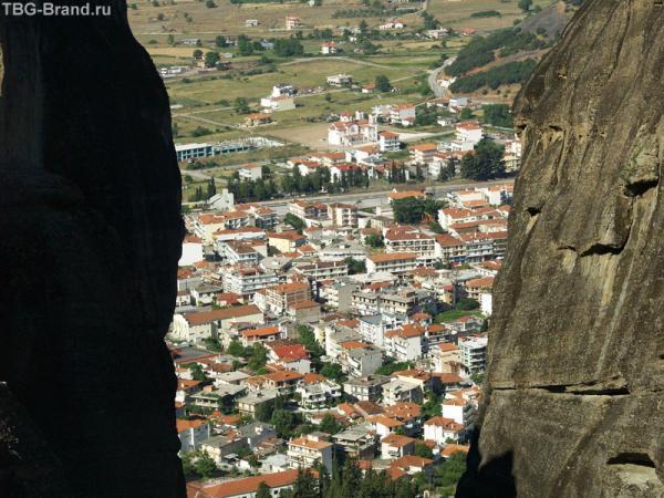Из монашеского окна