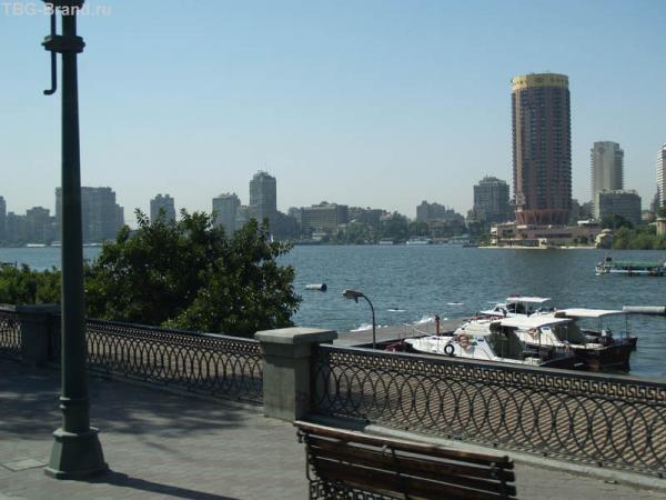 Каирские набережные
