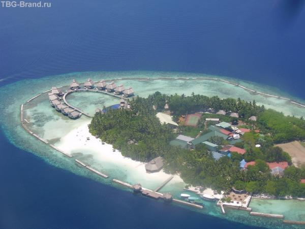 мой райский остров!