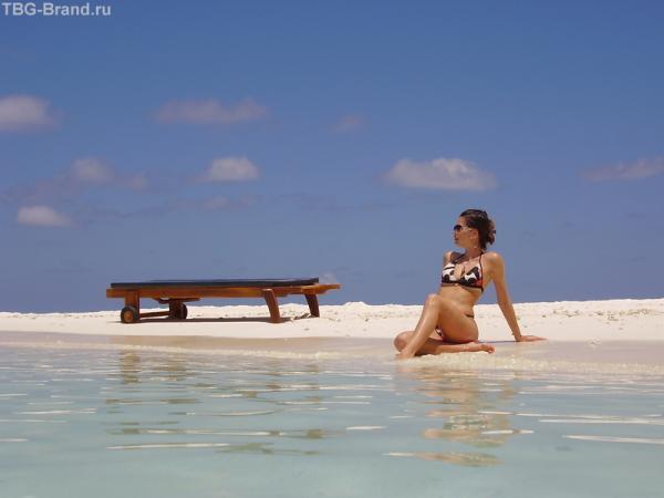 океан,небо и песок...