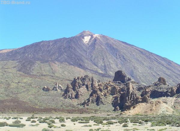 Вулкан Тэйде