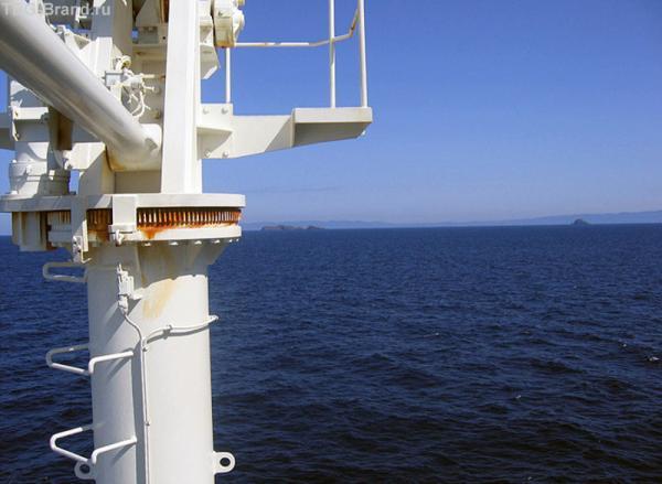 Отдых начался на круизном лайнере