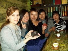 шанхайские мошенницы