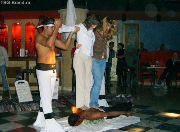 Одновременный сеанс тайского массажа