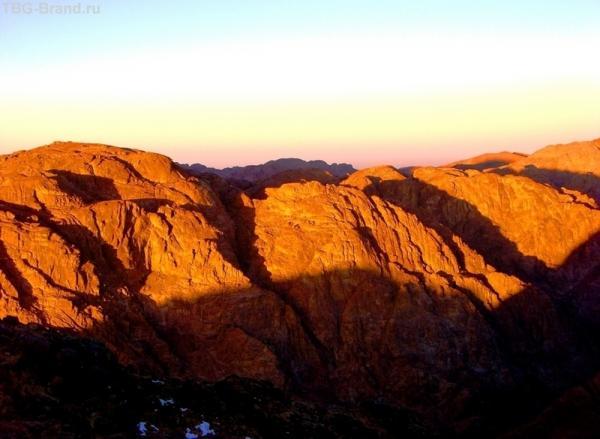 Мандариновые горы