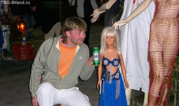 Девочка просит пива