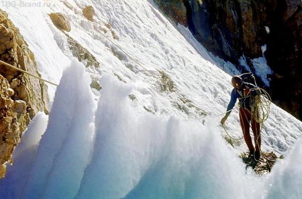 Веревки, скалы, ледники и человек