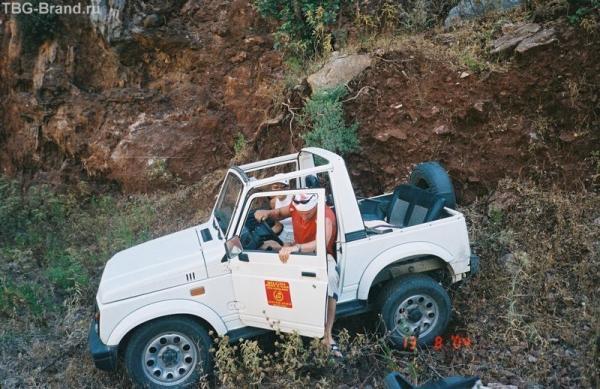 Увлекательное путешествие в горы (Аланья)