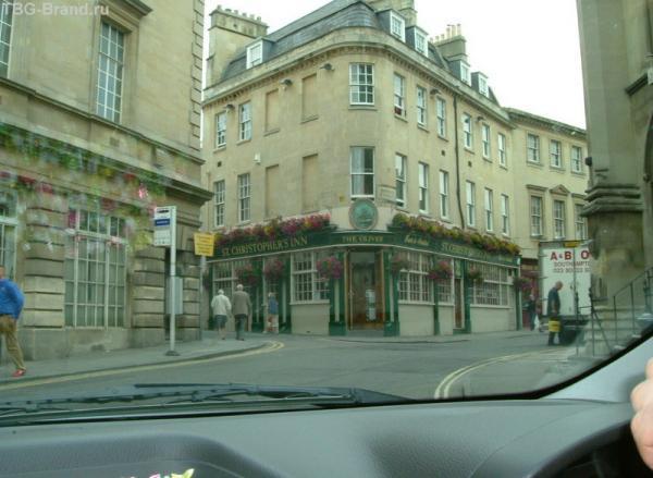город Bath