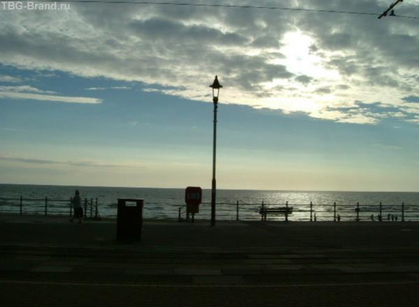 город Blackpool