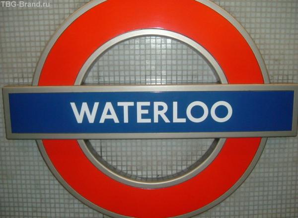 Станция метро Waterloo