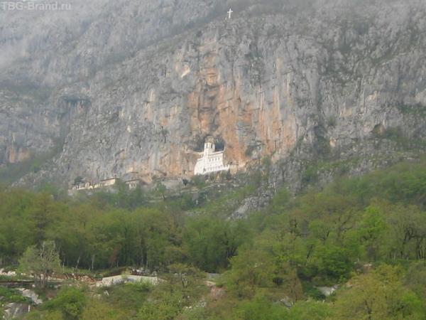 Черногория. Острог