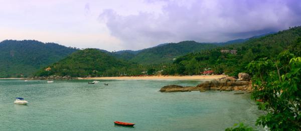 Ко Пханган Thong Nai Pan Noi