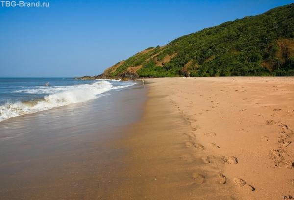 Пляж около Свит Лэйка