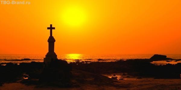 крест на Морджиме - фотогиничен