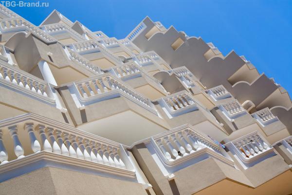 не мог не снять такие вот прекрасные балкончики