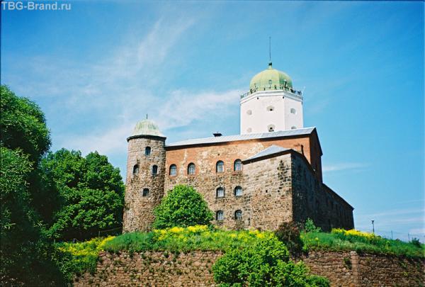 Шведский замок