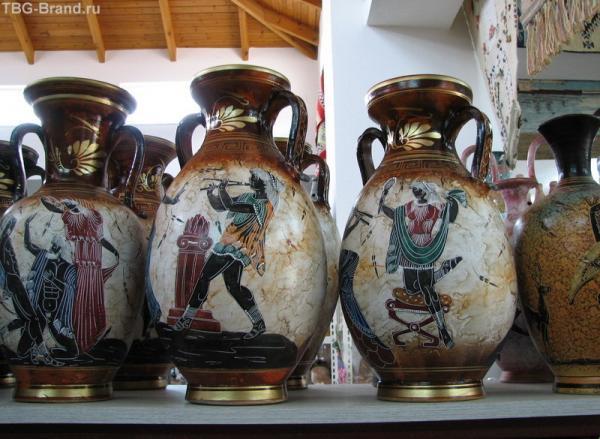Критские сувениры