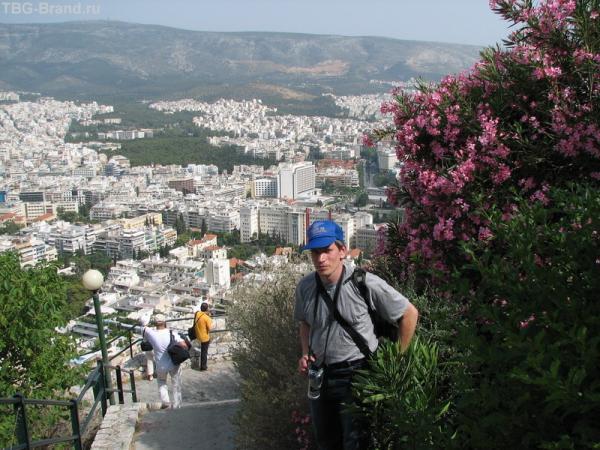 Афины с высшей точки