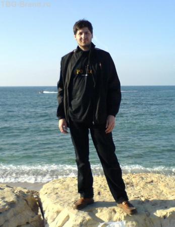 Надо же! Я у Средиземного моря!