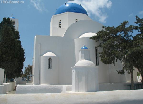 Греция православная