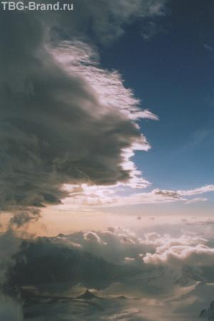 Рядом с облаками