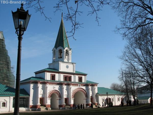 Дворцовые (Передние) Ворота