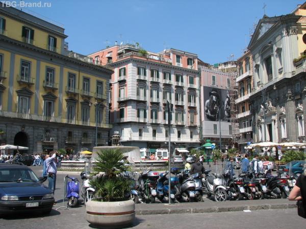Любимый транспорт итальянцев