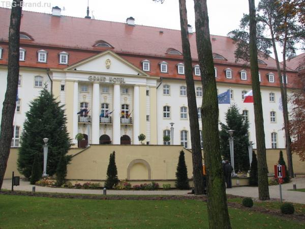 Гранд Отель в Сопоте