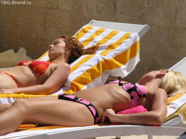 солнечные ванны при каждом удобном случае