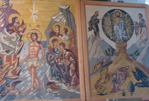В церкви  Св. Георгия
