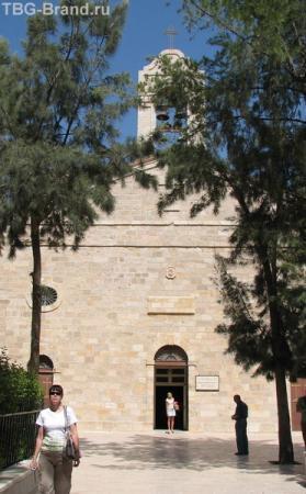 церковь Св.Георгия, Мадоба