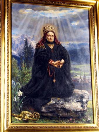 Святая Кинга