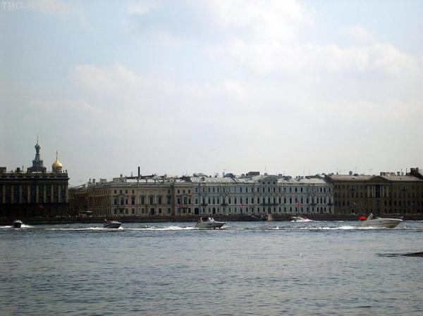 соревнования аквабайков