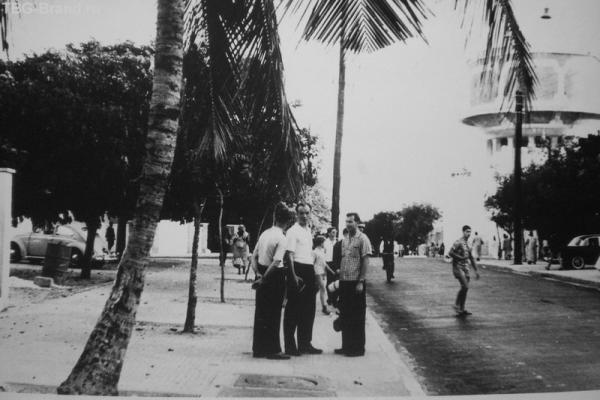 На улицах Дакара