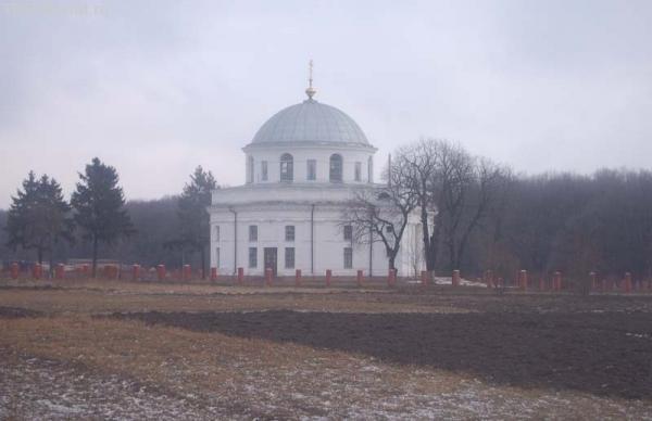 Церковь в Диканьке