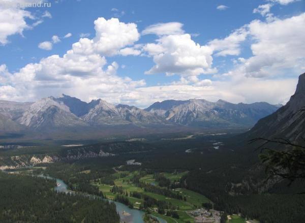 красота по канадски