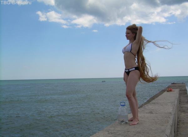 Солнце! море ! Я !