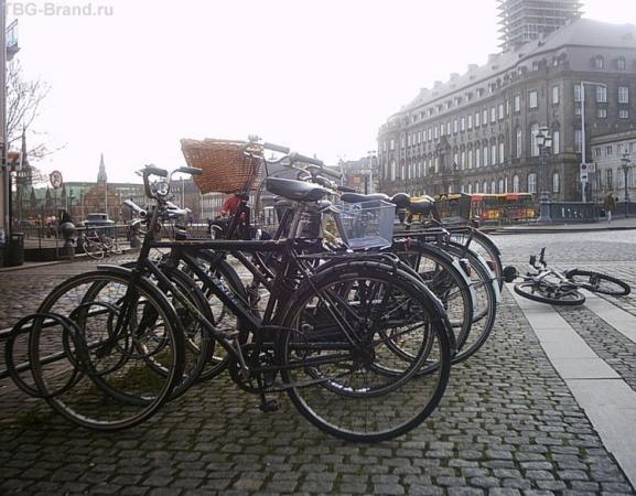 главное средство передвижения большинства датчан