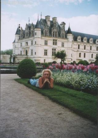 Замок,Франция и Я
