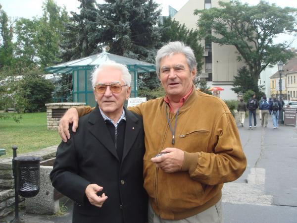Венгерские друзья
