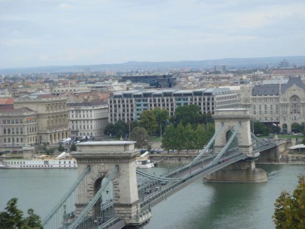 Chain Bridge или Цепной Мост